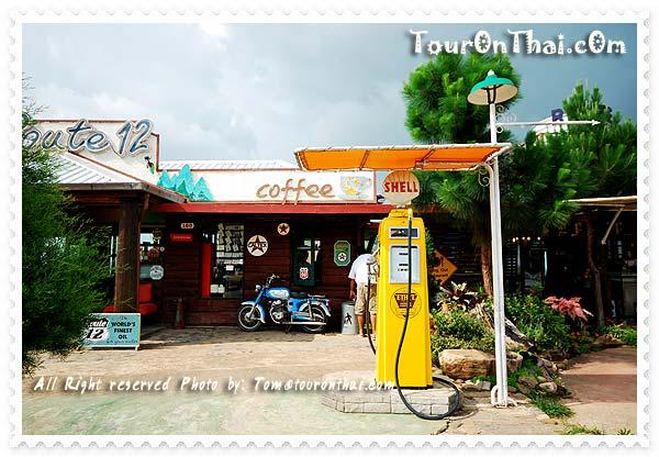Khao Kho Route 12 ชิมกาแฟริมทางเขาค้อรูท 12