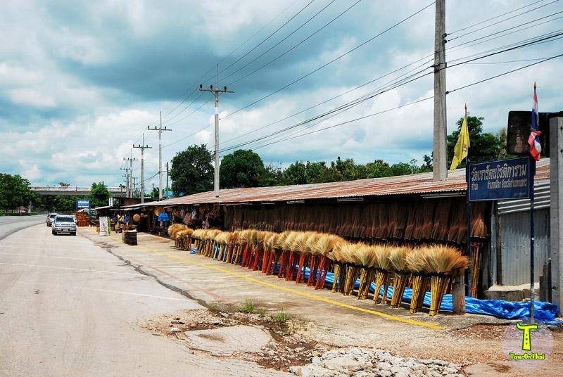 จุดเริ่มต้นของตลาดของฝากกล้วยไข่
