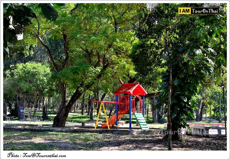 สวนสาธารณะหนองกระทิง