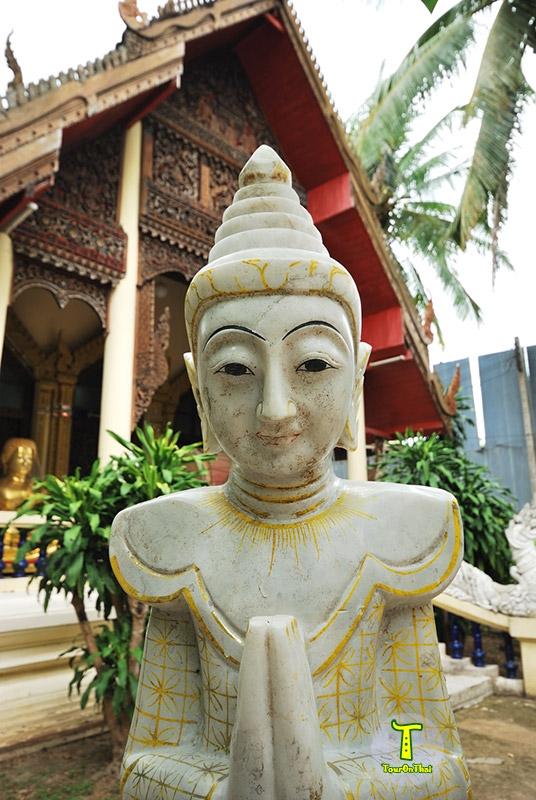 เทพพนมศิลปะพม่า