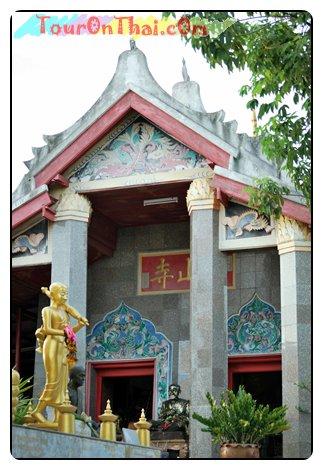 วิหารแบบจีน