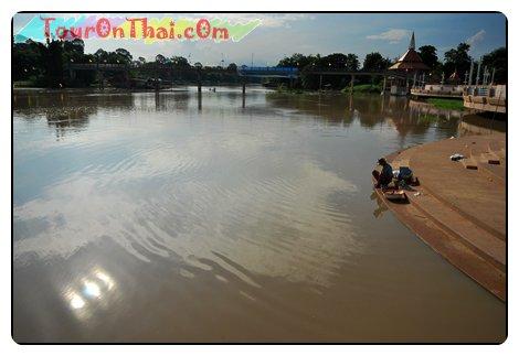 วิถีชีวิตชาวลุ่มแม่น้ำสะแกกรัง