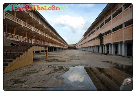 ศาลา ๔ ไร่ - ศาลา ๑๒ ไร่ - ศาลา ๒๕ ไร่ - ตึกขาว