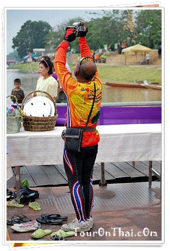 ทีมจักรยานเรารักประเทศไทย