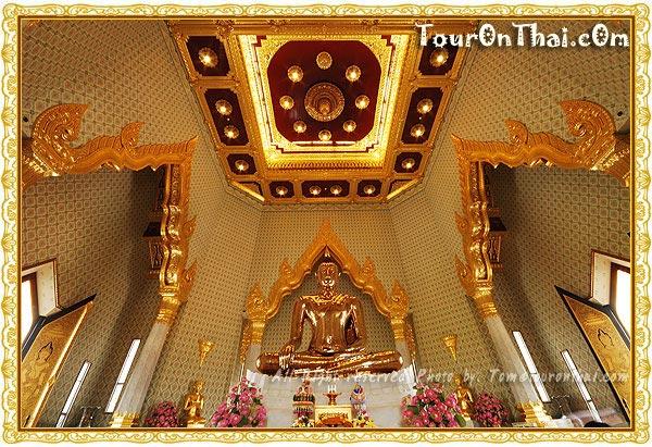 พระพุทธรูปทองคำ