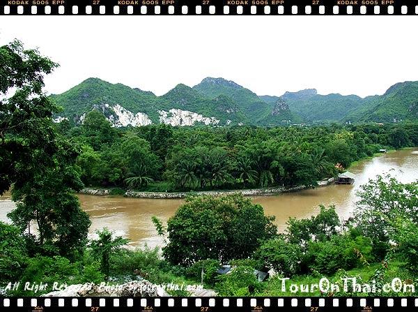 ล่องแพ(เทค) ลำน้ำกาญจนบุรี