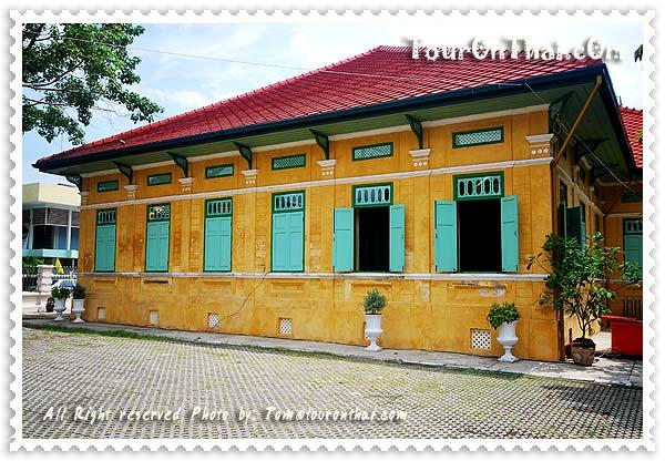 ศาลมณฑลปราจีนบุรี