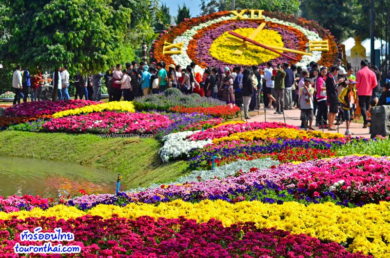 งานมหกรรมไม้ดอกอาเซียนเชียงราย