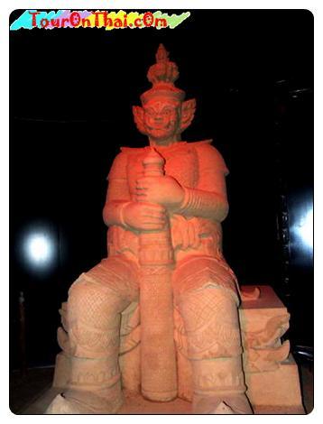 พระพุทธรูปปางไสยาสน์วัดโพธิ์