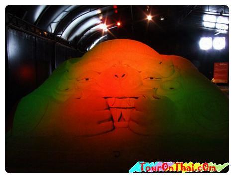 งานศิลปะปราสาททราย