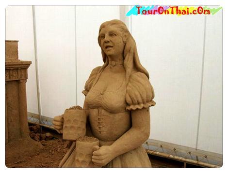 ปราสาททราย-อุโบสถวัดโสธรฯ