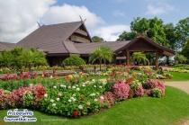 พระตำหนักดอยตุงและสวนแม่ฟ้าหลวง