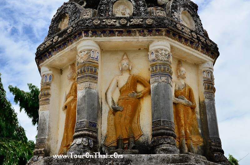 พระพุทธรูปปูนปั้นโบราณ