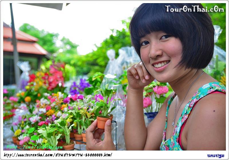 กระถางดอกไม้ดินญี่ปุ่น