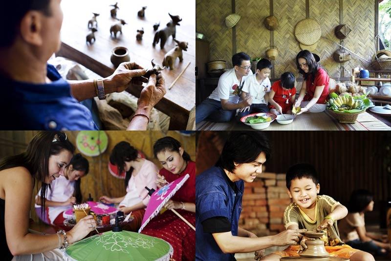 กิจกรรมเรียนรู้วิถีไทย