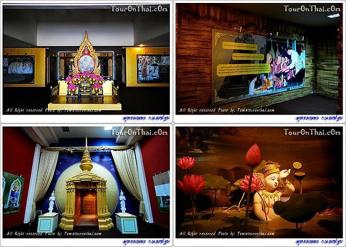 นิทรรศการพิพิธภัณฑ์ทางพระพุทธศาสนา