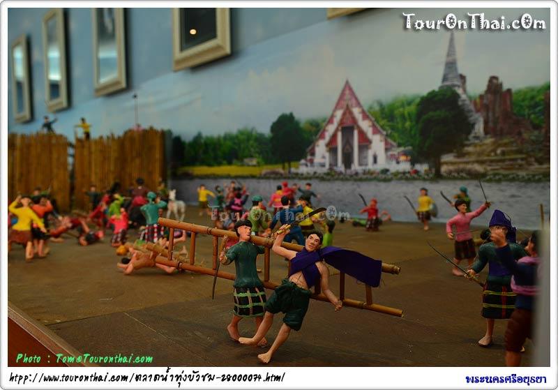 สงครามไทย-พม่า จำลอง