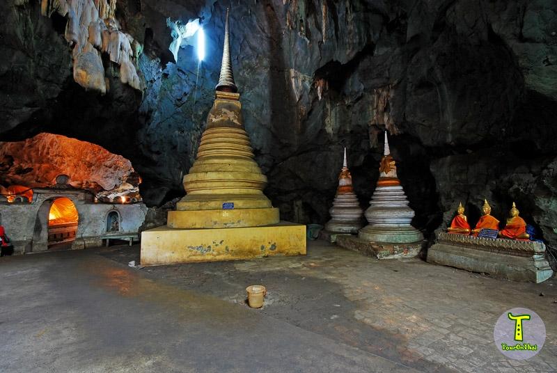 พระพุทธรูปถ้ำเขาหลวง