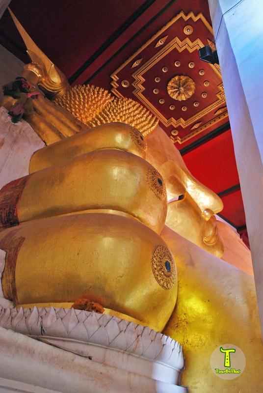 พระพุทธไสยาสน์ (พระนอน)