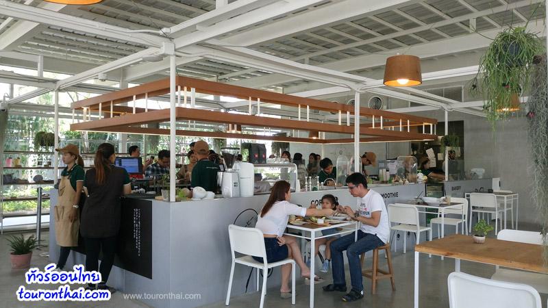 ห้องอาหารและเครื่องดื่ม Coro Cafe