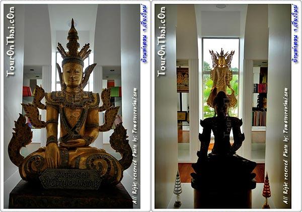 พุทธลักษณะไทยใหญ่
