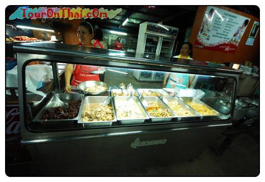 ร้านข้าวต้มสมศักดิ์ ร้านแนะนำประจำทริปโฮมกระเตง