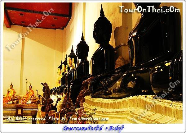 พระพุทธรูปในพระวิหาร