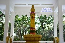 ประเพณีสงกรานต์ สรงน้ำพ่อปู่ บูชาหลักเมือง 2560