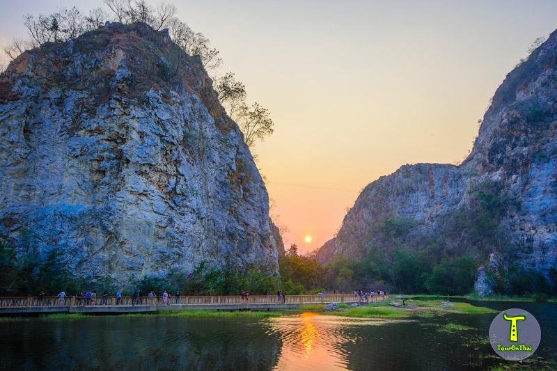 อุทยานหินเขางู ฟินเหมือนไม่ใช่เมืองไทย