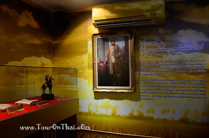 พิพิธภัณฑ์ตำนานเมืองอ่างทอง