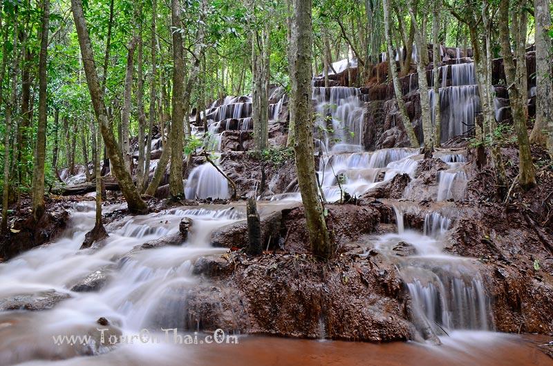 สวยสุดแห่งน้ำตกป่าหวาย