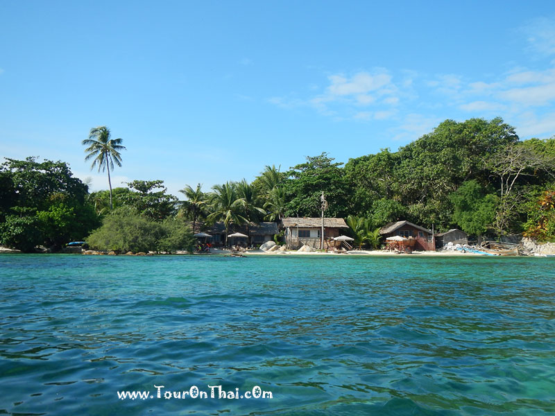มันตาคีรี รีสอร์ท เกาะมันกลาง
