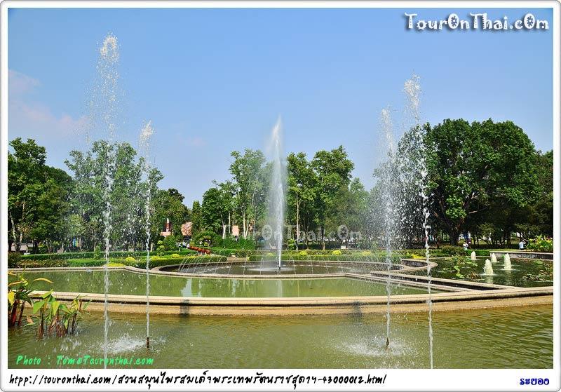 สวนสมุนไพรสมเด็จพระเทพรัตนราชสุดาฯ สยามบรมราชกุมารี