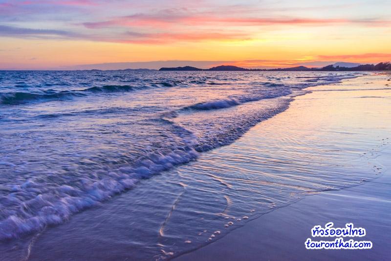 วิวสวยหาดแหลมแม่พิมพ์