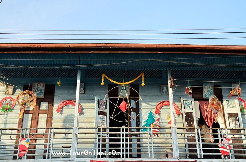 หมู่บ้านท่าแร่ (ชุมชนคาทอลิค)