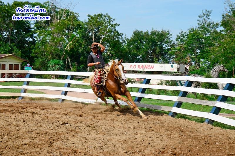สนามฝึกขี่ม้า
