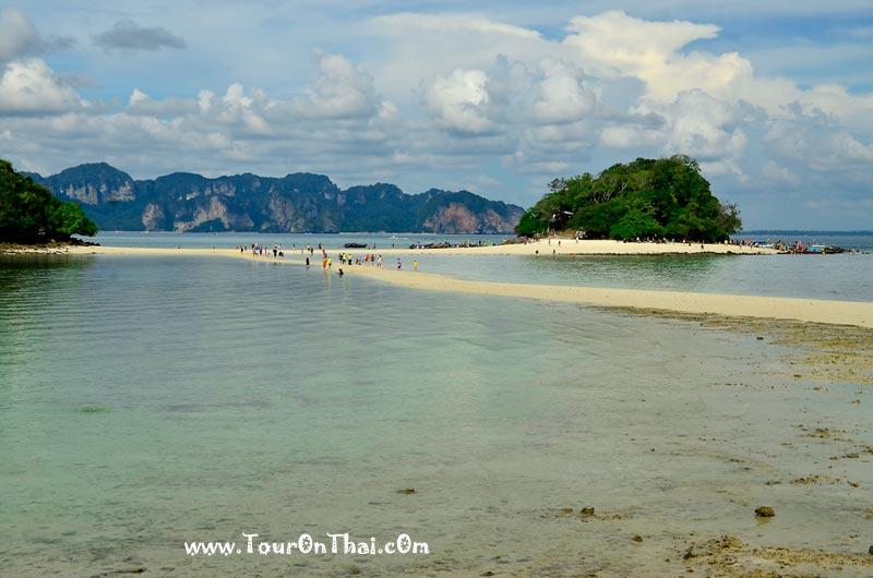 เดย์ทริป 9 เกาะ เกาะห้อง-ทะเลแหวก