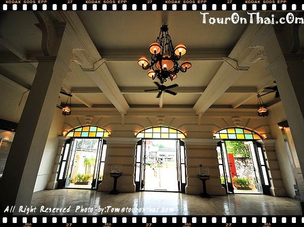 ห้องพิพิธภัณฑ์ไทยหัว