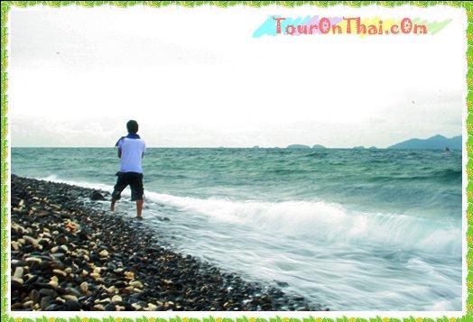 ช่างภาพบนเกาะหินงาม