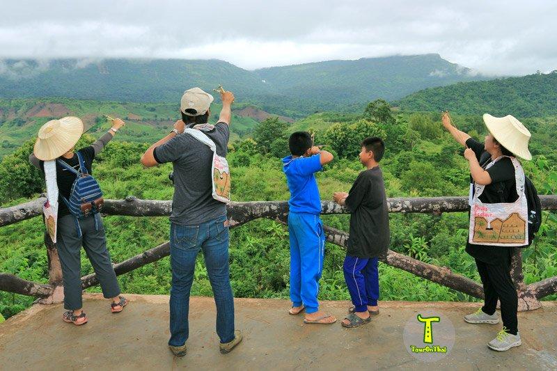 ทริปหน้าฝนของคนรักป่า ปลูกป่าภูหลวง ปลูกข้าวภูหอ