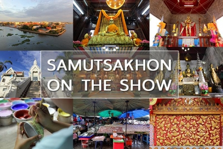 SAMUTSAKHON ON THE SHOW