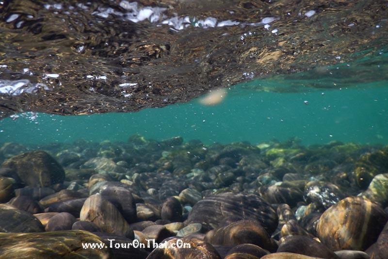 ภาพใต้น้ำเกาะหินงาม