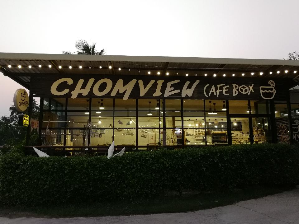 ,Chomview Seafood Hua Hin